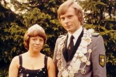 1980/81Königspaar Gerhard und Imelda Middendorf