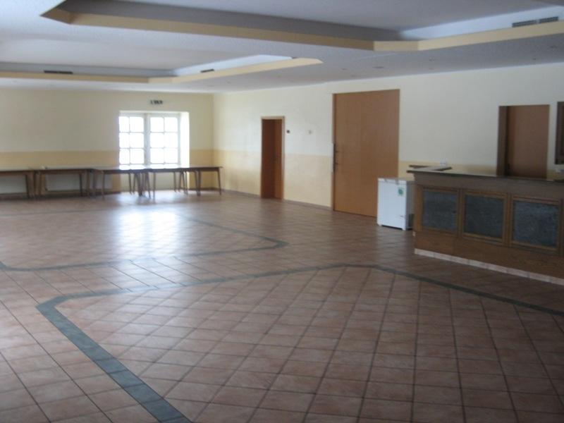 """Der """"große"""" Raum mit stattlichen 157m²"""